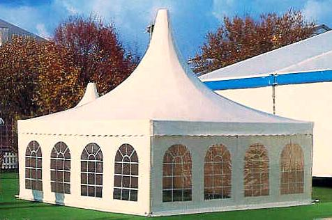 Peak Top Marquee